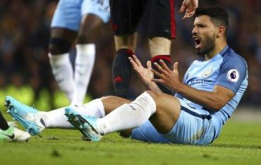Premier League: el City y el United aburrieron en Manchester