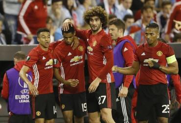 Europa League: Manchester United ganó y se acerca a la final