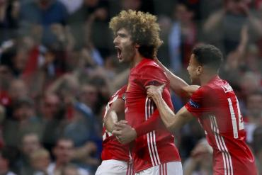Europa League: Manchester United finalista