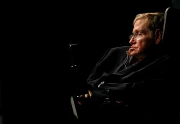 Stephen Hawking, el genio del Big Bang, en fotos