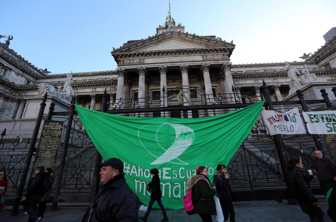 Aborto, marcha contra el aborto legal, Reuters