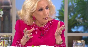 Bullying a referente del Poliamor en la mesa de Mirtha Legrand
