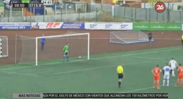 Video viral: el penal