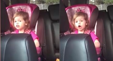 El video viral de una niña cantando Queen que causa furor