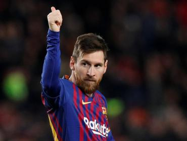 Messi sigue haciendo historia y anotó el gol 400 en La Liga