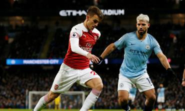 Con un Agüero imparable, Manchester City demolió al Arsenal por Premier League