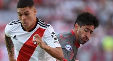 River goleó a Independiente por la Superliga en el Monumental