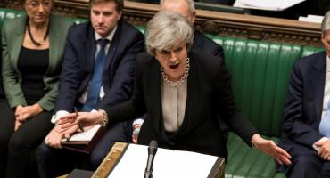 Theresa May no solicitará a la UE una prórroga prolongada del Brexit