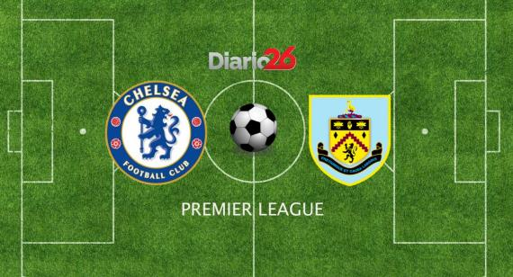 En VIVO ONLINE por Diario 26: Chelsea vs. Burnley por Premier League
